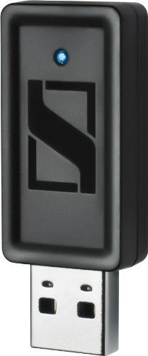 61e12c28690 Sennheiser BTD 500 USB Bluetooth Dongle by Sennheiser. $59.95. The BTD 500  USB provides the Bluetooth connectivity audio purists have demanded.