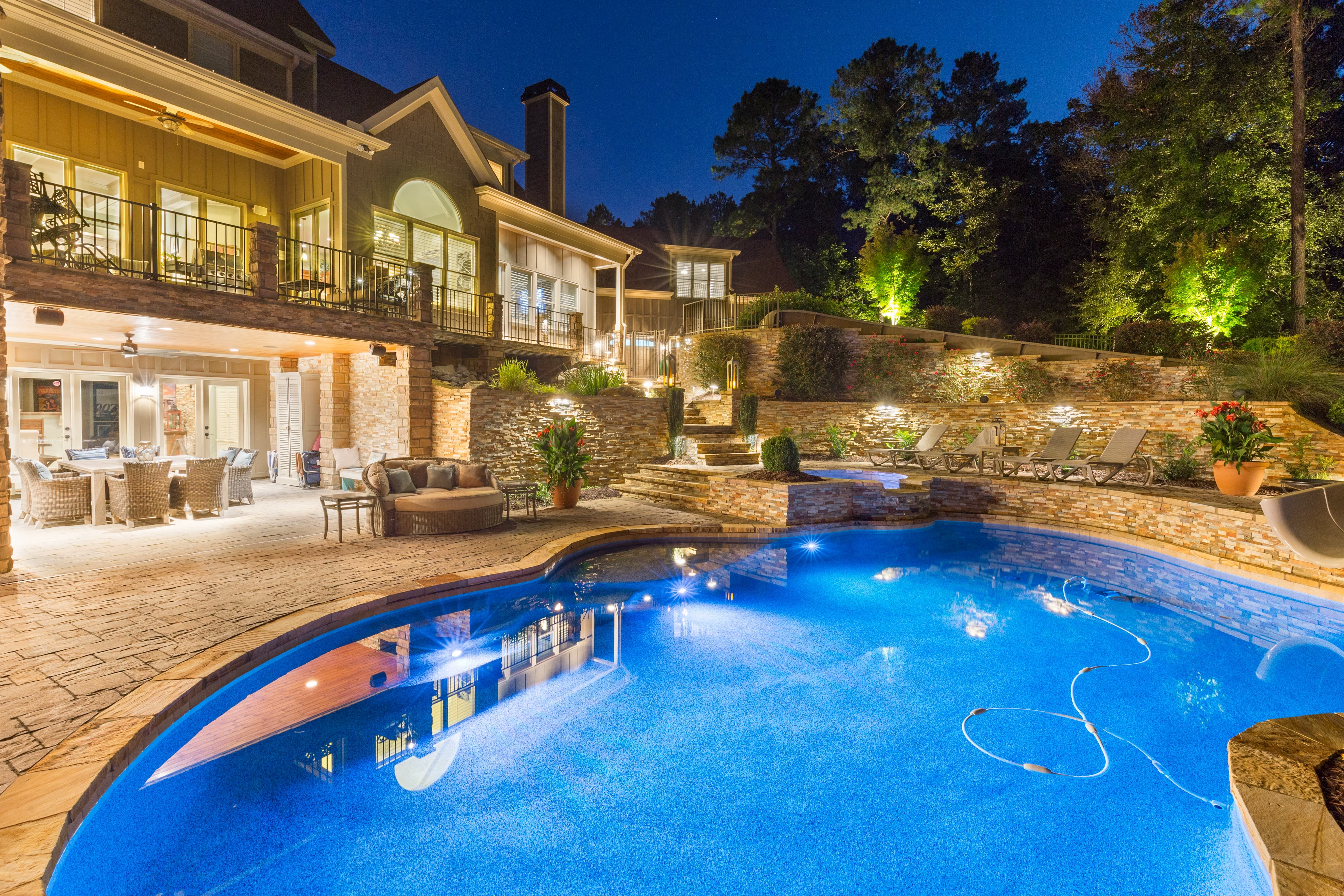 Let lights over atlanta be your preferred landscape lighting company let lights over atlanta be your preferred landscape lighting company call today and ask about aloadofball Images