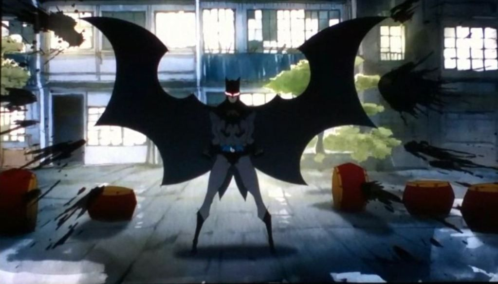 Bat Man of Shanghai (DC Nations Animation Shorts)