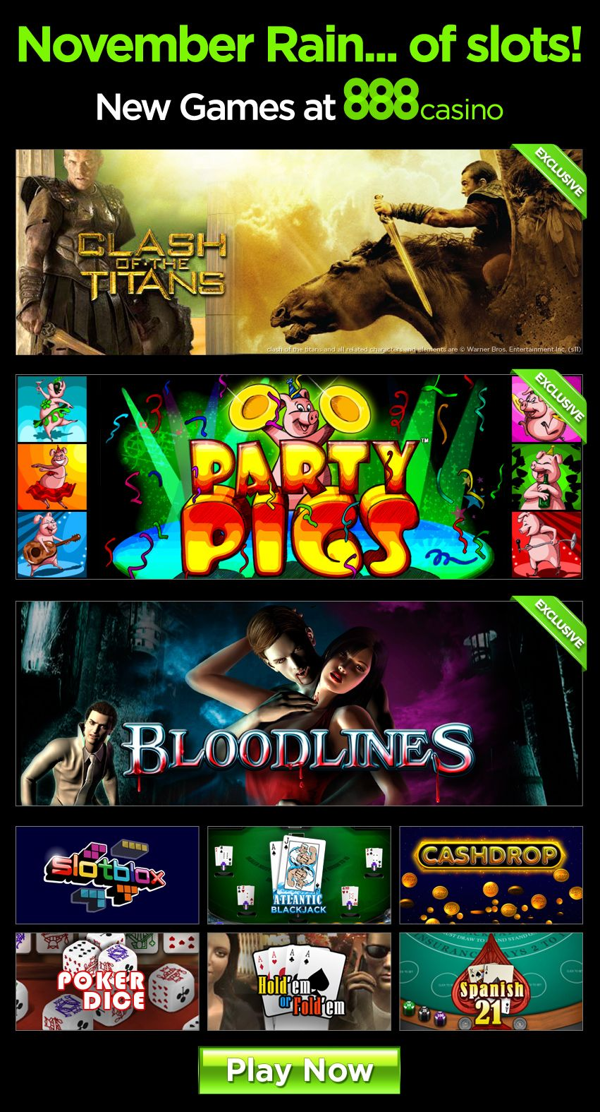 New Video Poker Games