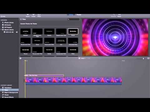 How To Make An Intro For Youtube Videos In Imovie Easy Photoshop Lightroom Youtube Videos Adobe Photoshop Lightroom