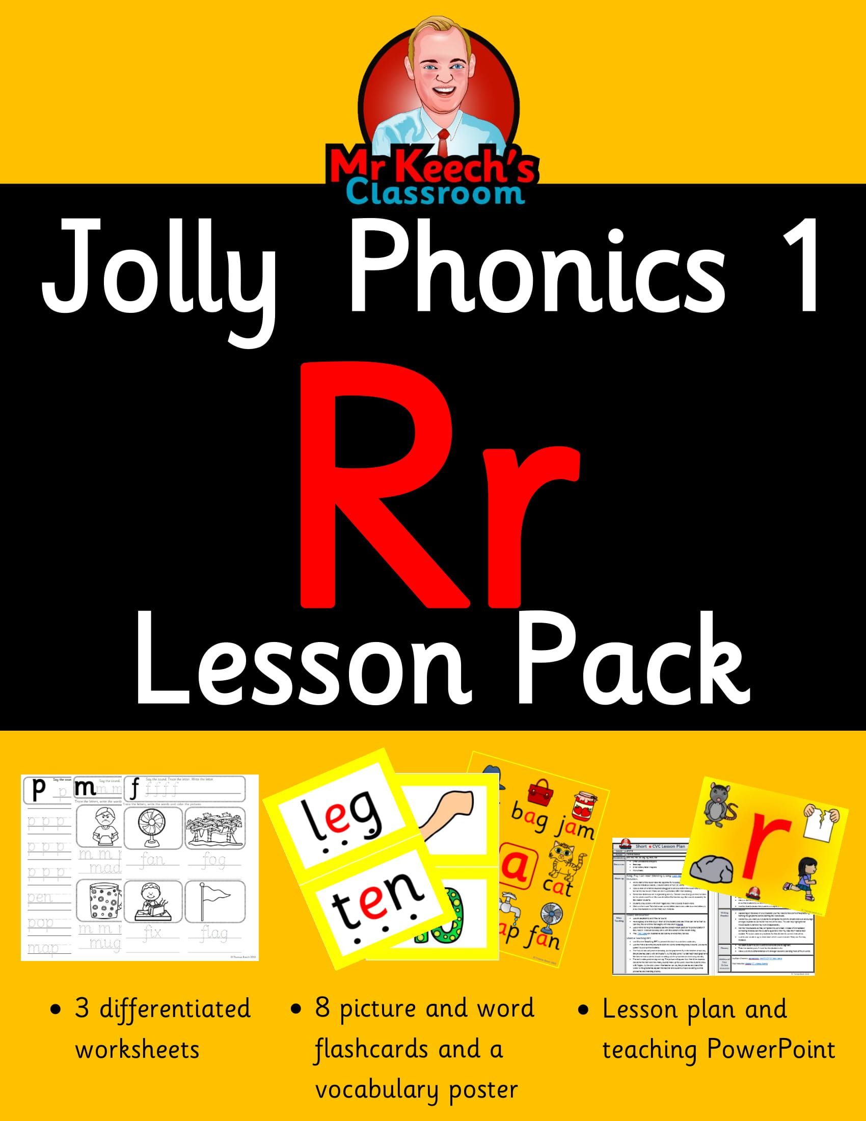 This Rr Lesson Pack Contains Everything You Need To Teach