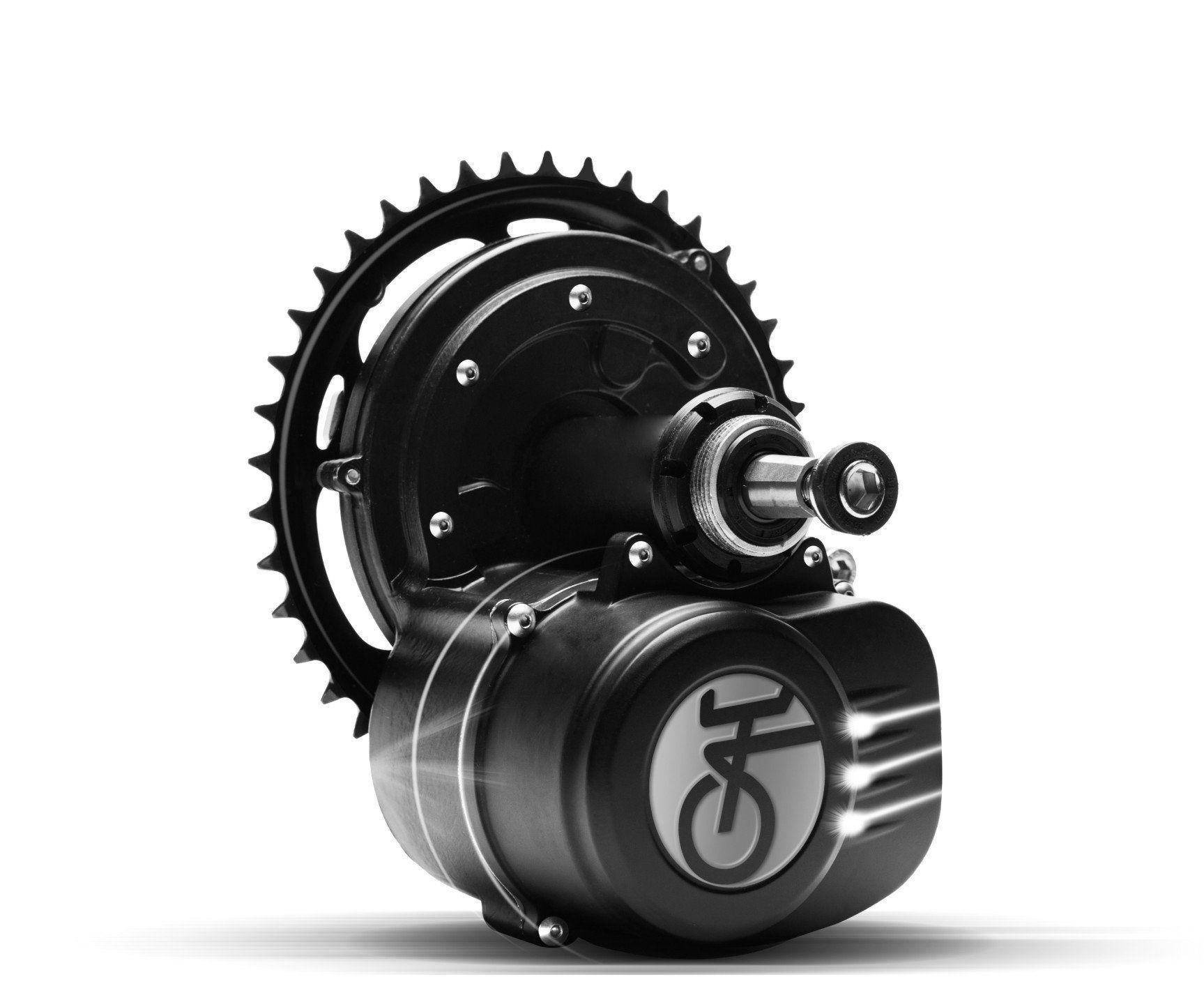Tongsheng Tsdz2b Torque Sensored Diy Ebike Mid Motor Bicicleta