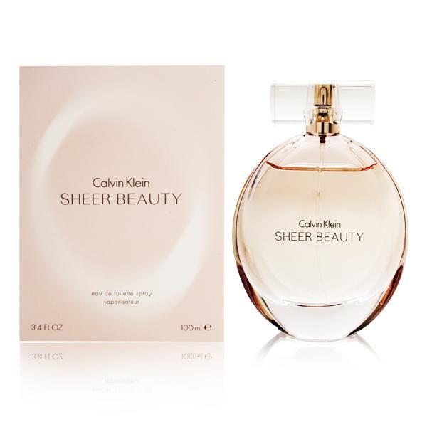 Calvin Klein Sheer Beauty For Women พร อมกล อง ราคา 1900 บาท รวมส ง Ems ฟร Calvin Klein Sheer Beauty Sheer Beauty Beauty