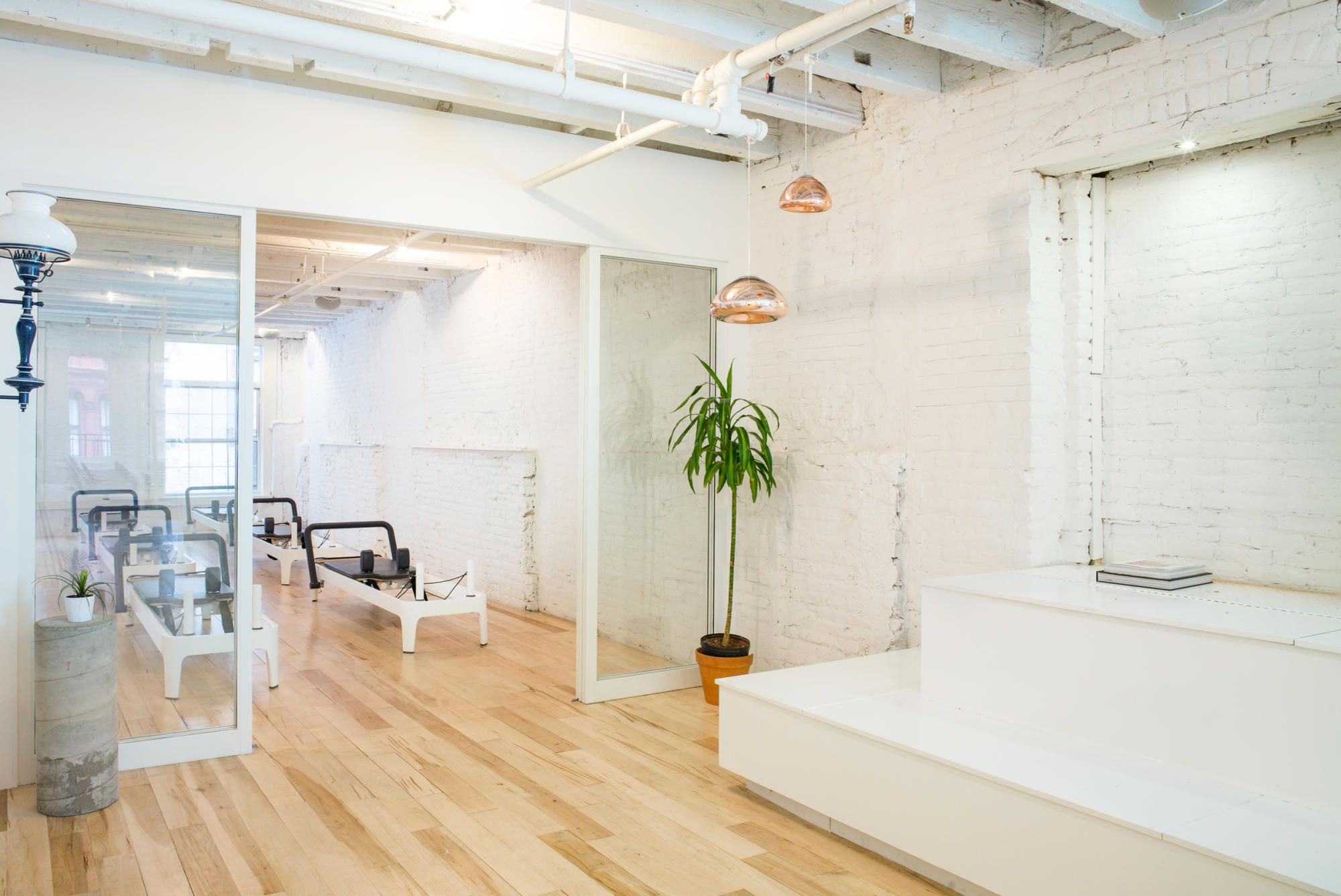 The 5 Most Stylish Fitness Studios in New York City | yoga