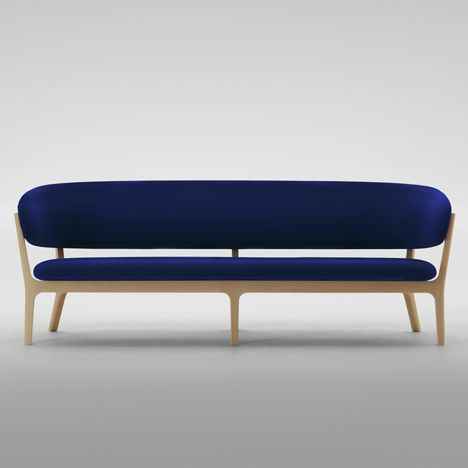 Love! Like! Share! Maruni Wood Industry to launch two new sofas in Milan