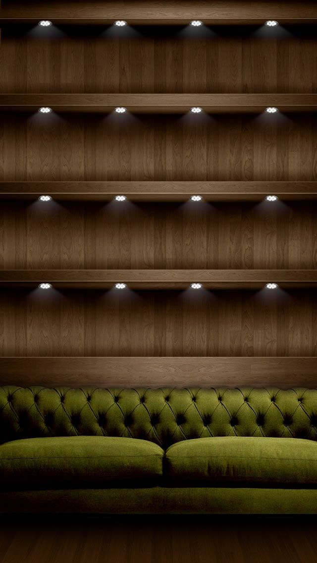 iPhone wallpapers (iPhone 5) Wallpaper shelves, Abstract