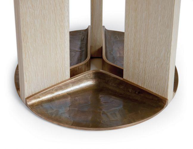 Axel Dining Table Troscan Design + Furnishings FFE Dining