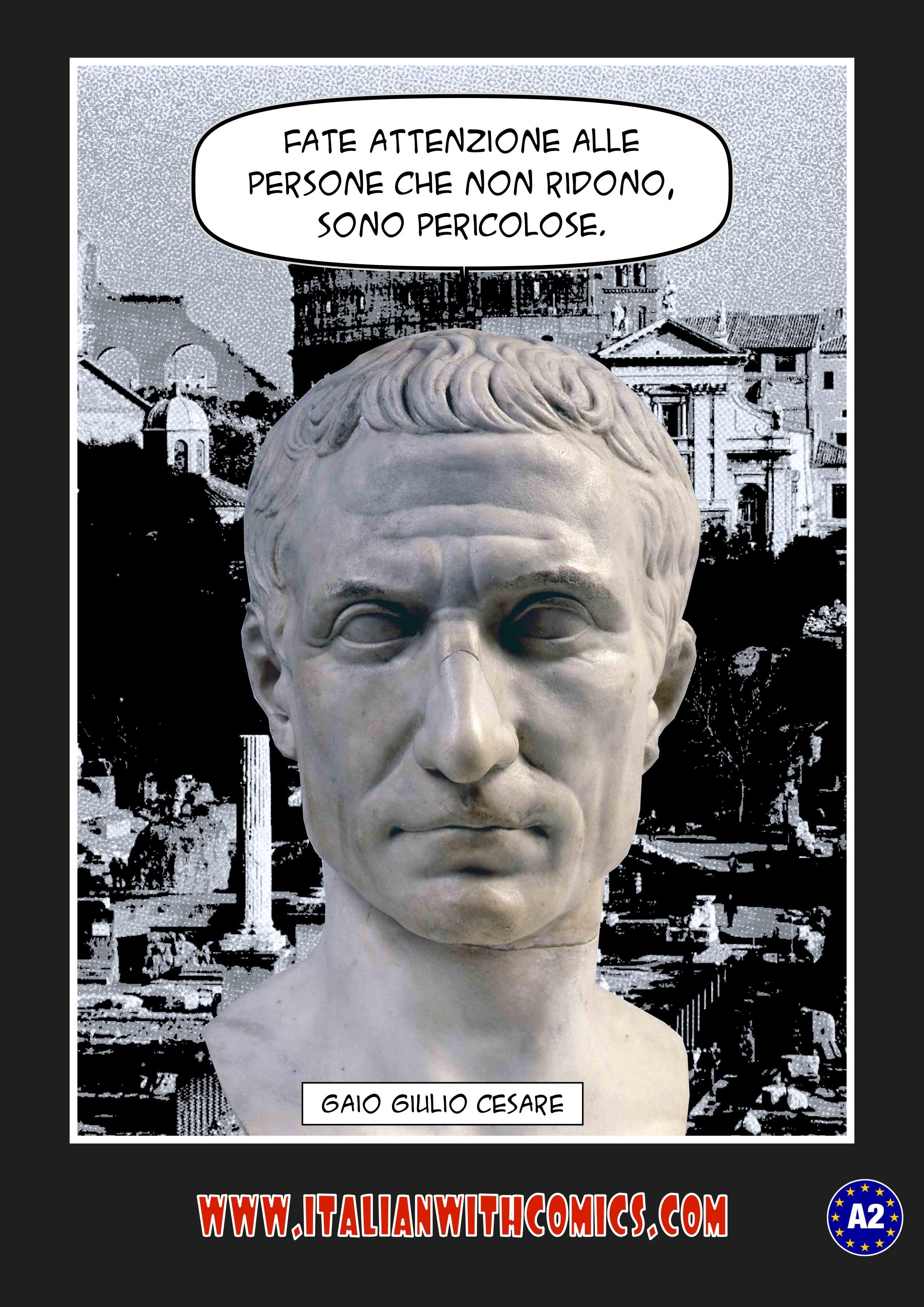 An Insightful Quotation By Julius Caesar