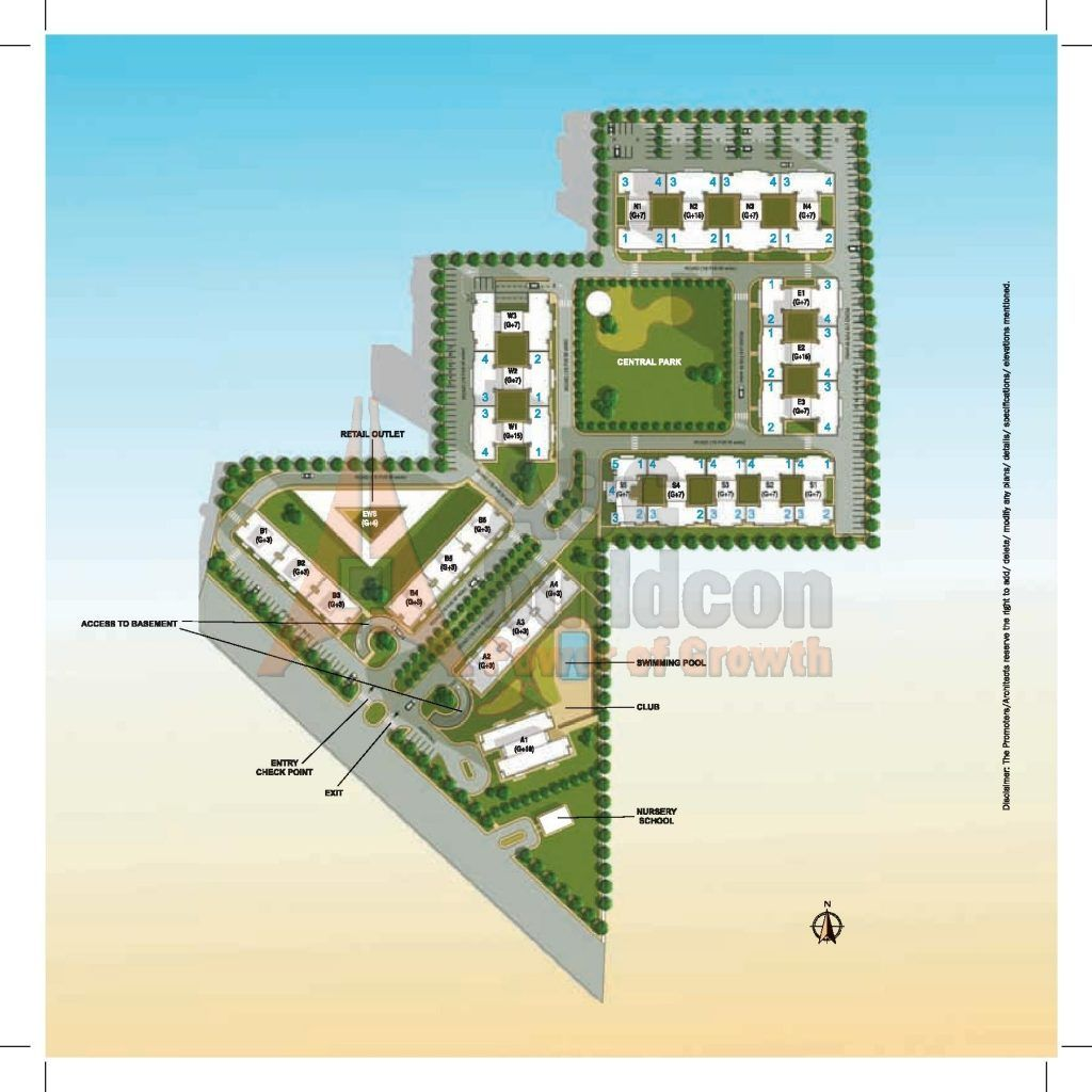 Vatika Lifestyle Homes Floor Plans – Lifestyle Homes Floor Plans