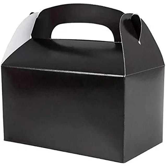 Amazon Com Black Gift Box Treat Boxes Party Treats Black Gift Boxes