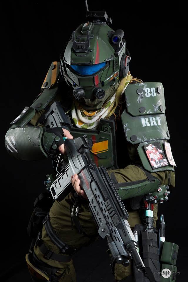 Titanfall 2 Pulse blade pilot #titanfal2 #pulsebladepilot ...
