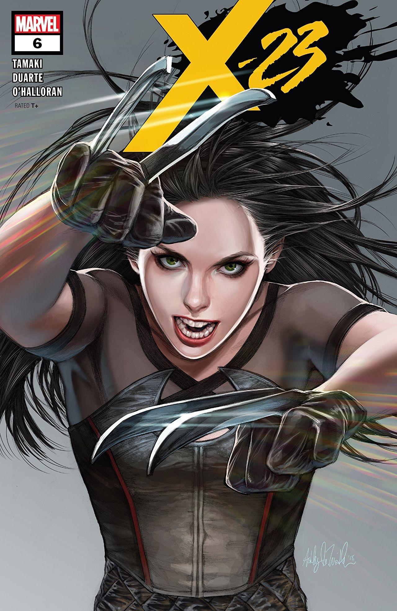 wolverine - Marvel Comics X-23 #1 2018