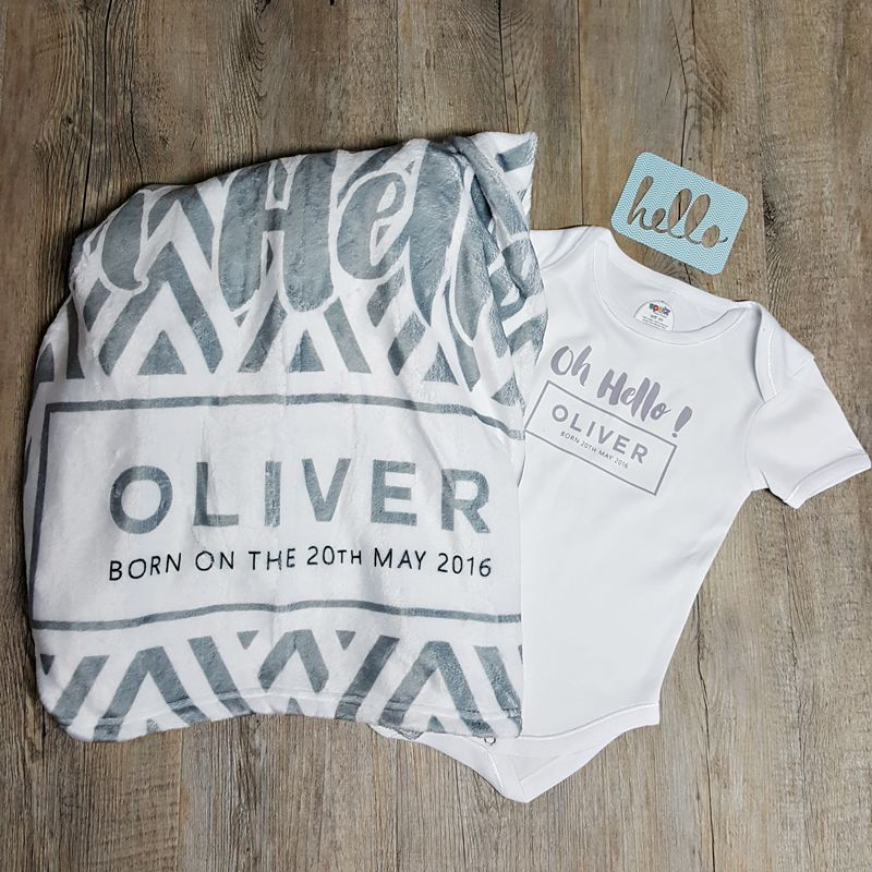 Knock any new parents socks off with our personalised baby gift sets knock any new parents socks off with our personalised baby gift sets that is sure to negle Gallery