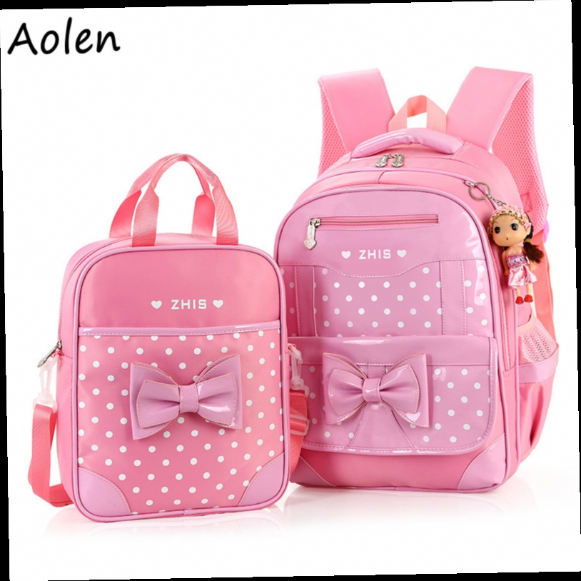 51.64$  Watch now - http://aliur4.worldwells.pw/go.php?t=32749282451 - Aolen Backpacking Backpack Hot Women Backpack Cute Lightweight pu leather Bookbags Middle High School Bags for Teenage Girls boy