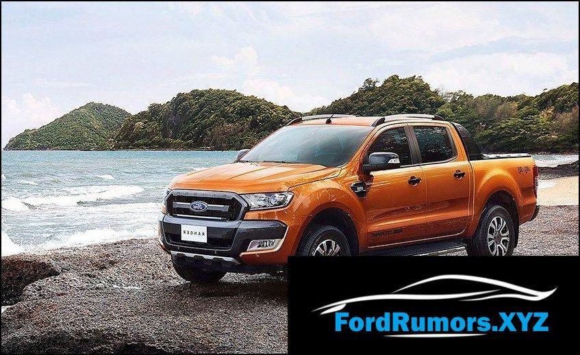 2021 Ford Ranger Usa Specs Release Date Price Ford Ranger