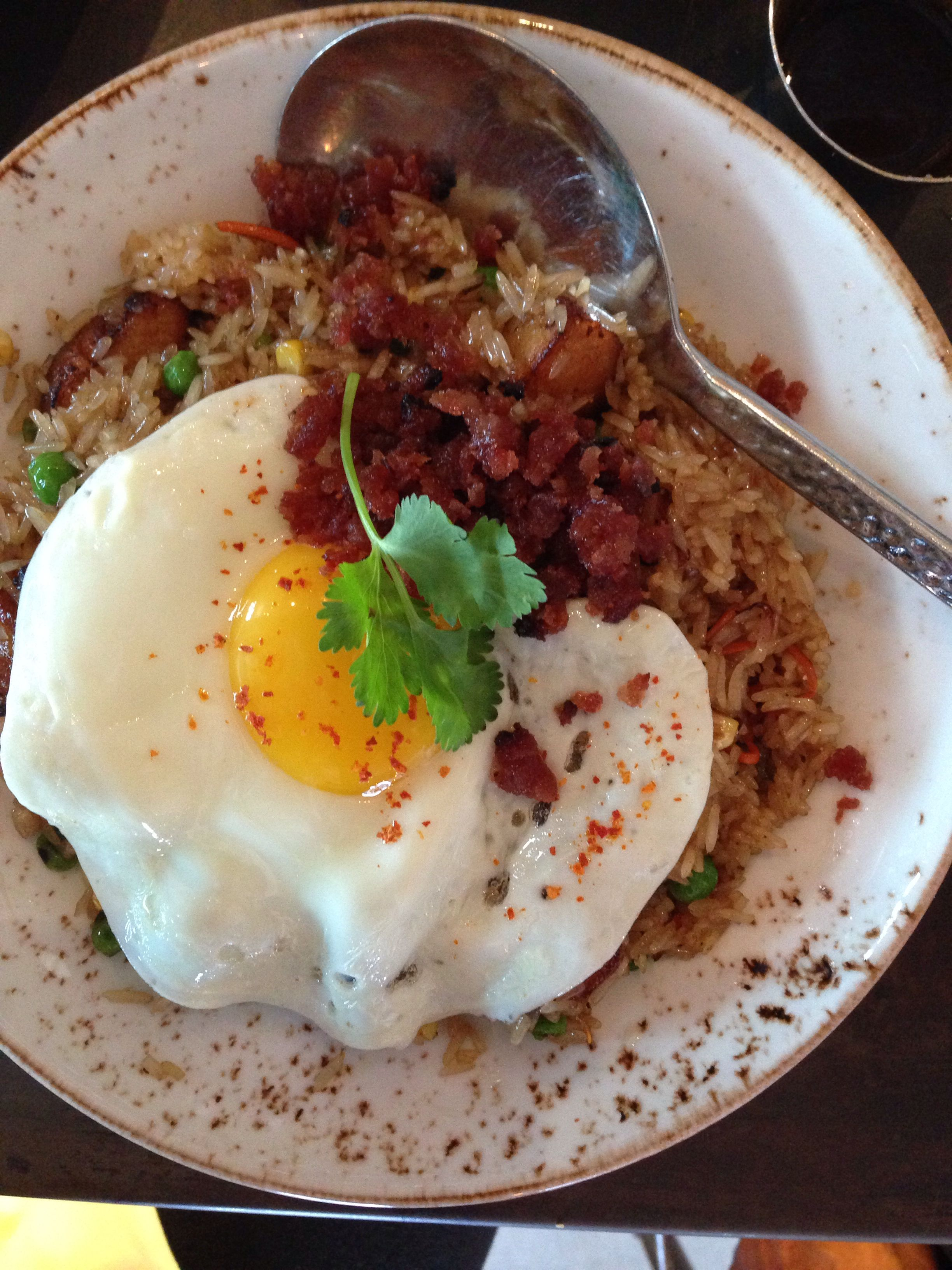Insane Fried Rice From River Khong In Miami Beach