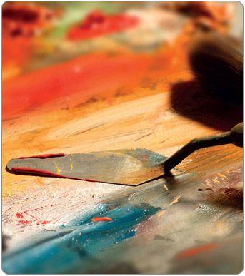 Quel Pinceau Choisir Beaux Arts Cultura Cours De Peinture