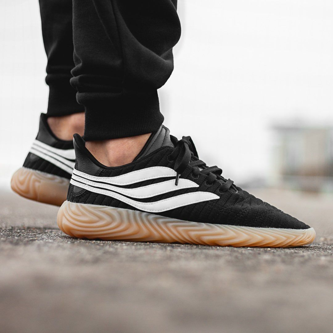 factory price e6fc6 8a9e3 Release Date  July 21, 2018 Adidas Sobakov Black  Gum Credit  Allike —  adidas sobakov sneakerhead sneakersaddict sneakers kicks footwear  shoes ...
