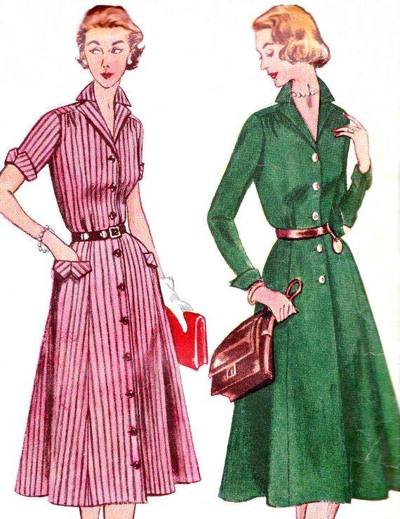 Shirtdress Vintage