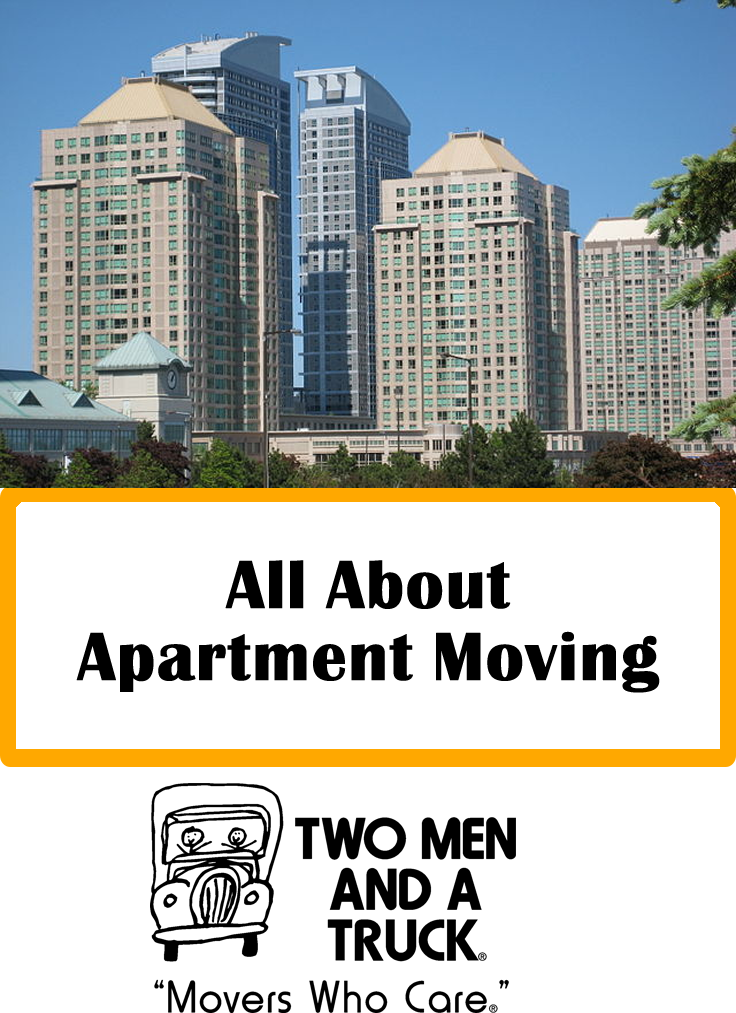 All About Apartment #Moving.