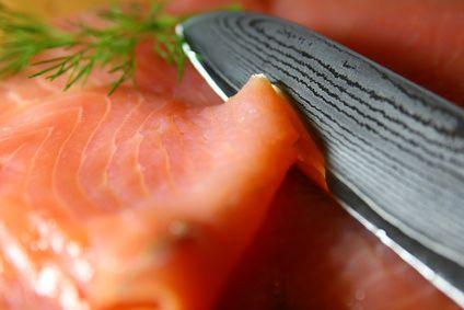 Sushimesser Mit Wellenschliff Sushi Selber Machen Pinterest