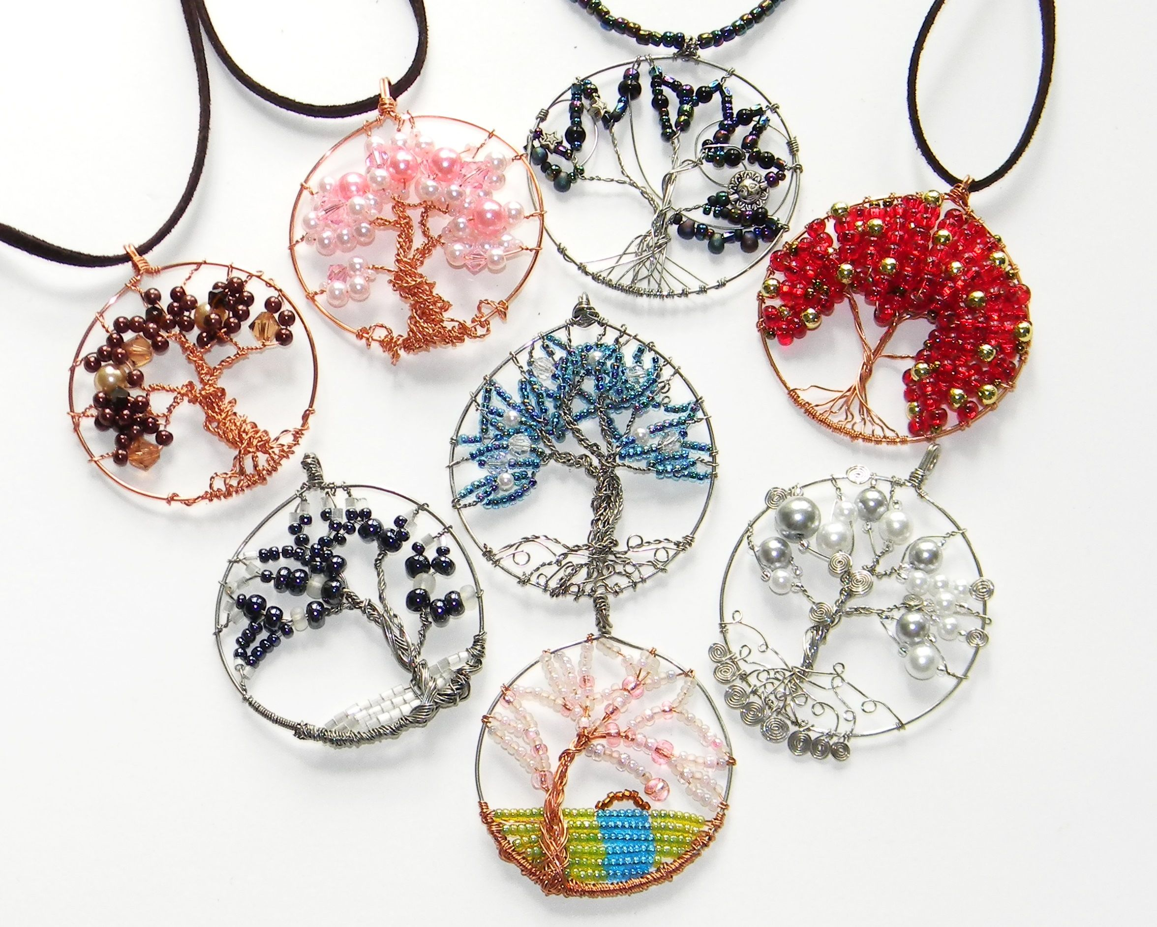 Image result for wire tree with beads | wire trees | Pinterest ...