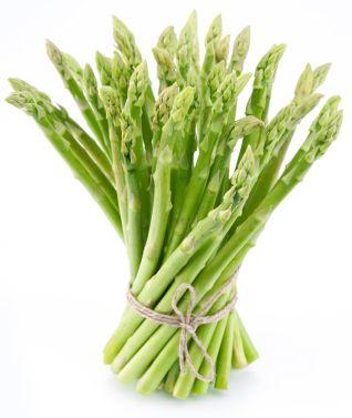 Asparagus:  Smart Storage