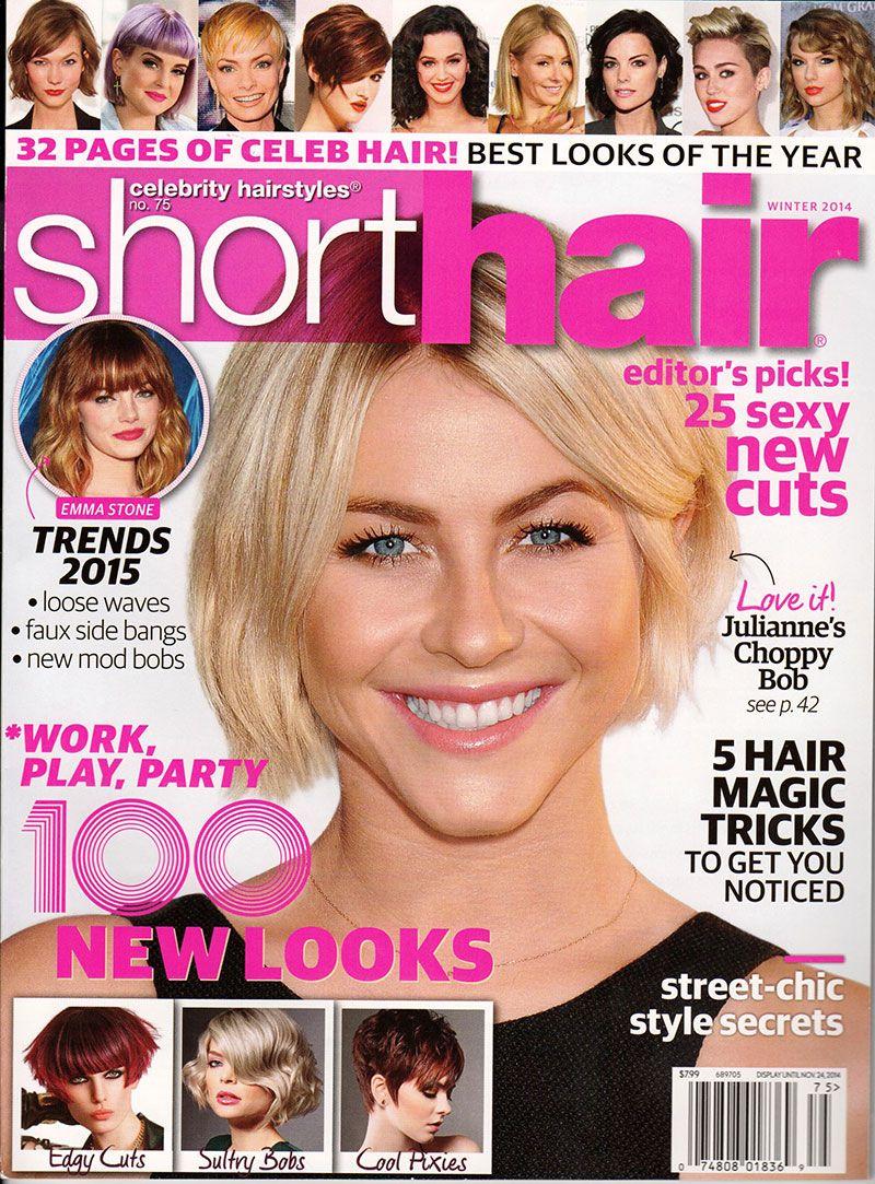 Short Hair | Hair Magazine | Pinterest | Short hair