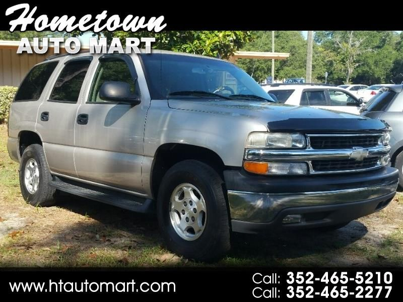 Used 2006 Chevrolet Tahoe 2wd For Sale In Dunnellon Fl 34433