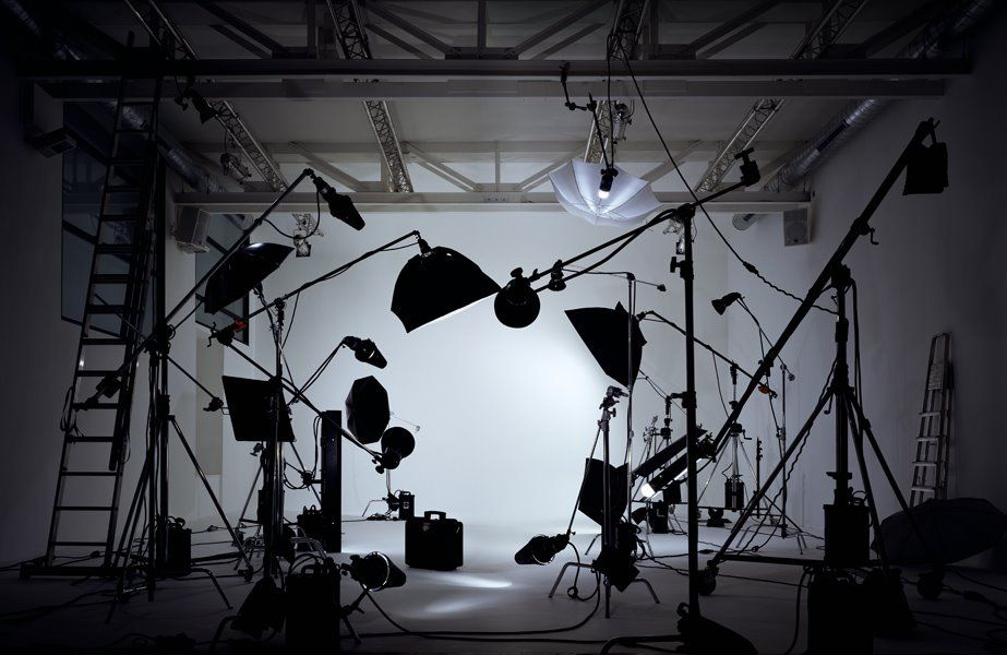 Creating A New Photography Studio