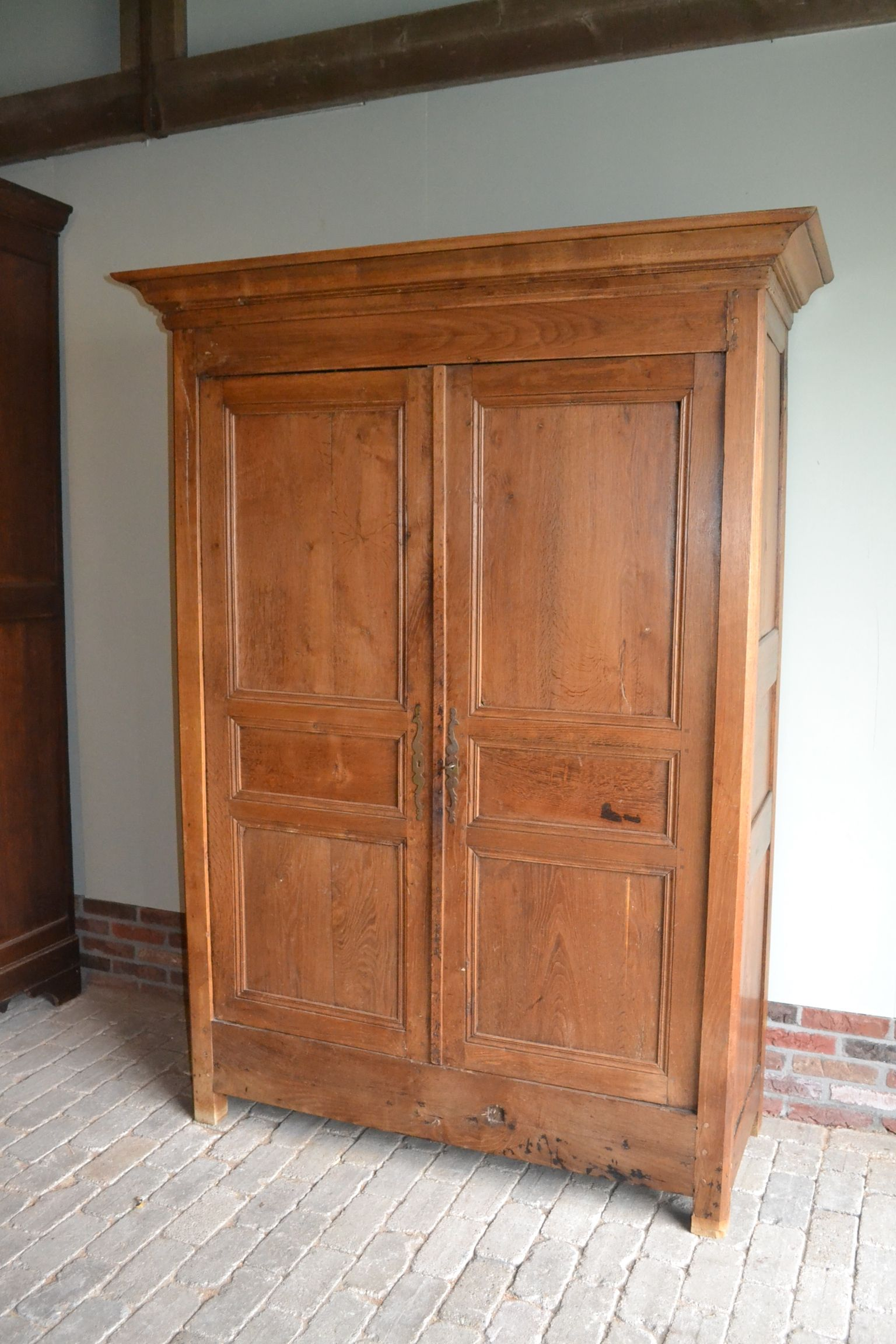 Antieke Vitrinekast Antieke Eiken Kast Antique Oak Cabinet Denoudensteegh Nl