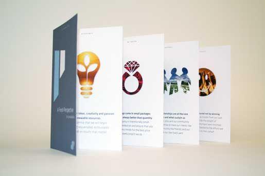 Accordion-Fold Brochure Effective Print Design Pinterest - accordion fold brochure