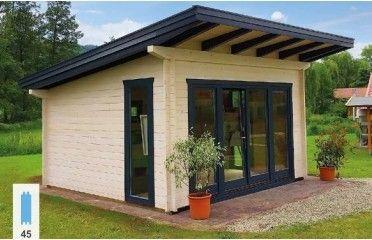 bureau-de-jardin-vitré | cabanon | Pinterest | Bureau de jardin ...