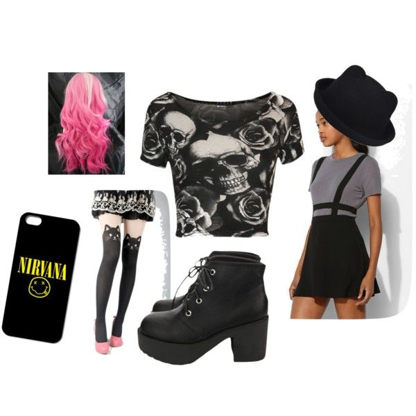 Outfit #26 by ryandalionmcmoran on Polyvore featuring Sparkle & Fade