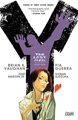 Y: The Last Man Book Four by Brian K. Vaughan