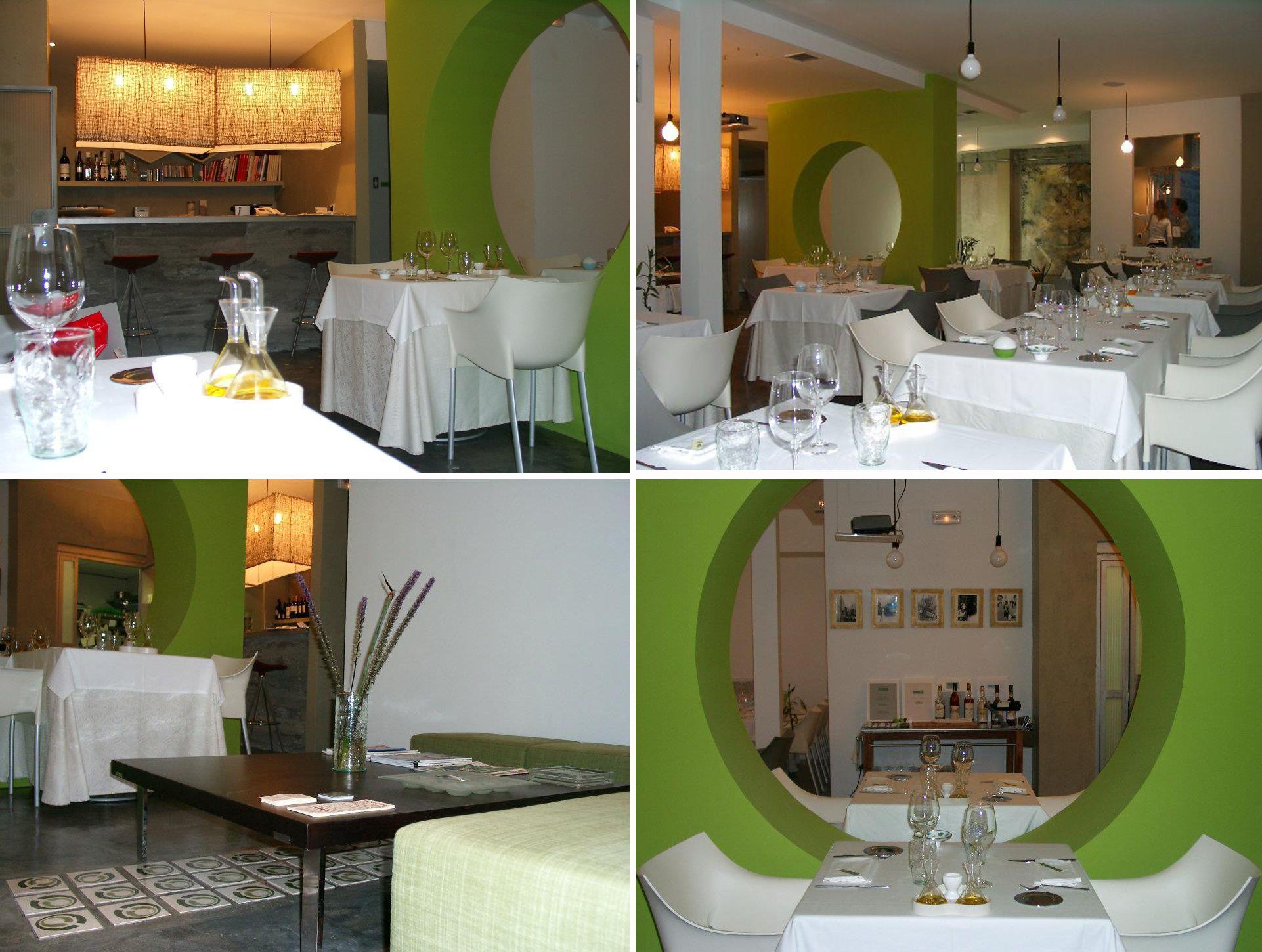 Ideas de decoracion de restaurante estilo moderno for Ideas decoracion restaurante