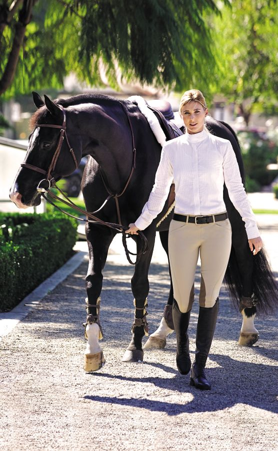 Unsure what to wear in the show ring for different types of competition?  Check out