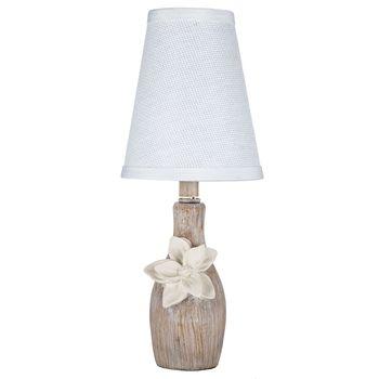 Mini Whitewash Flower Lamp In 2019 Flower Lamp White Lamp