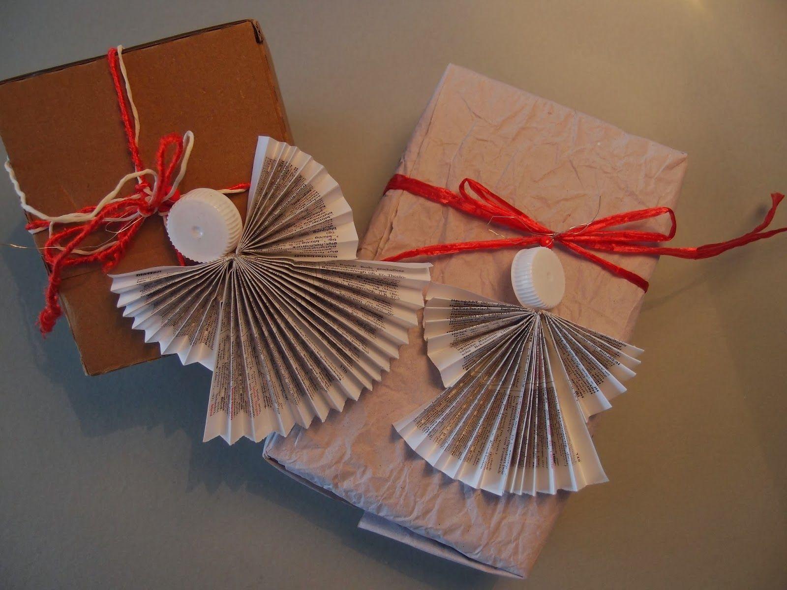 buchengel mit anleitung book angels with tutorial. Black Bedroom Furniture Sets. Home Design Ideas