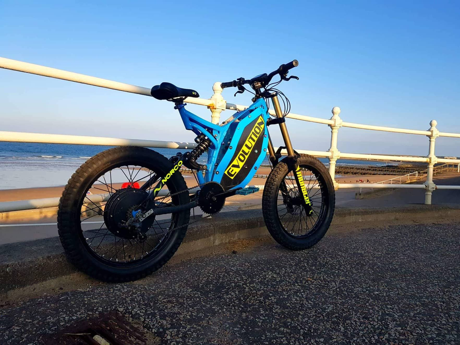 Pin Em E Bike