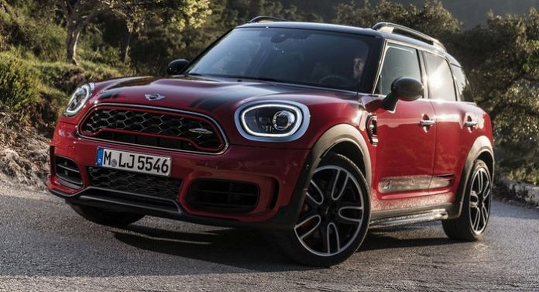Mini Cooper Coupe Countryman Jcw Beautiful Mini Cooper Counryman