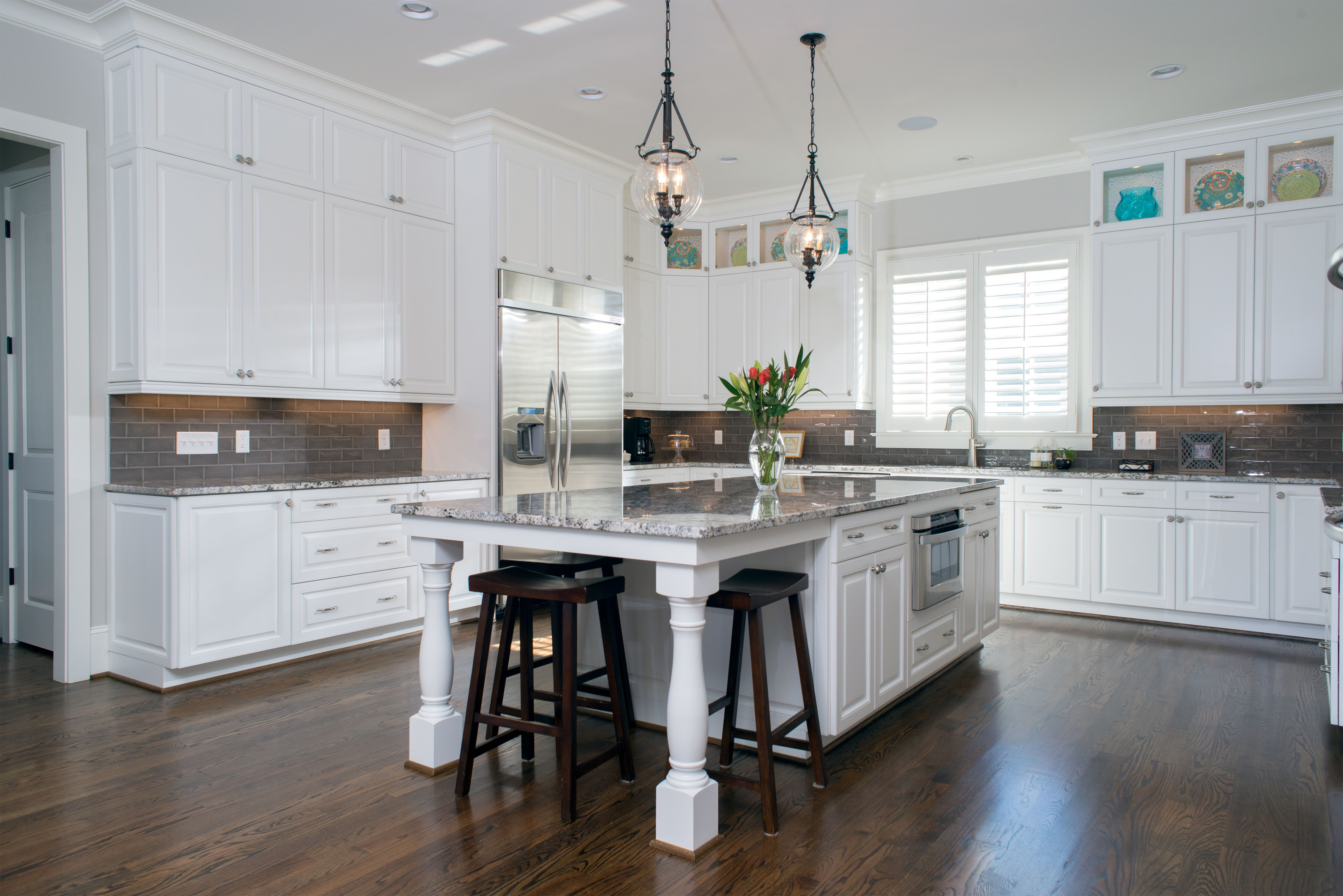 Kith Kitchen. Love the legs, layout, not the cabinets ...