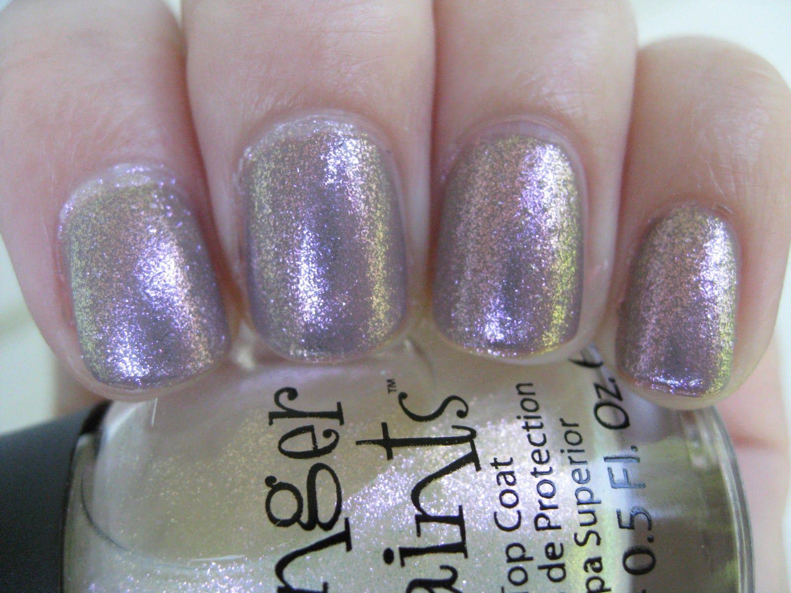 FingerPaints Sparkle Top Coat #806128: $3 | For Sale | Nail polish ...