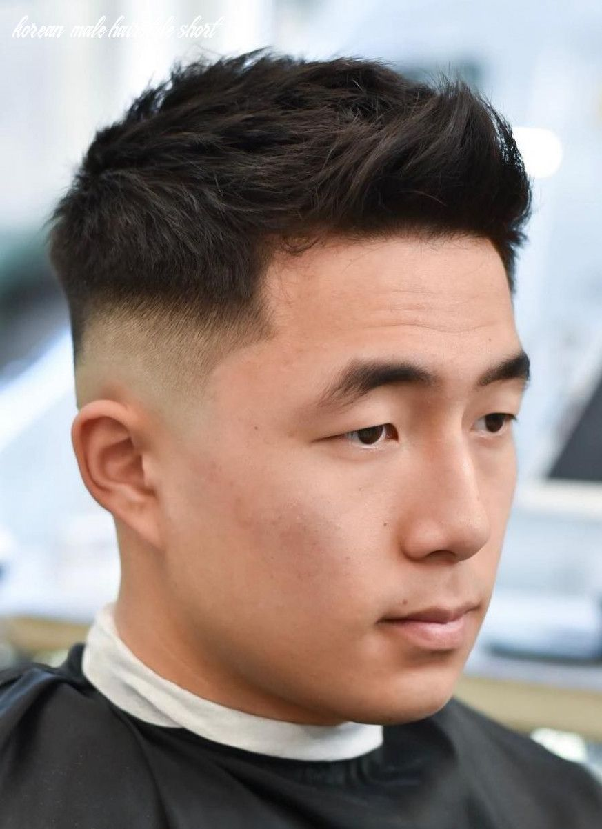 8 Korean Male Hairstyle Short