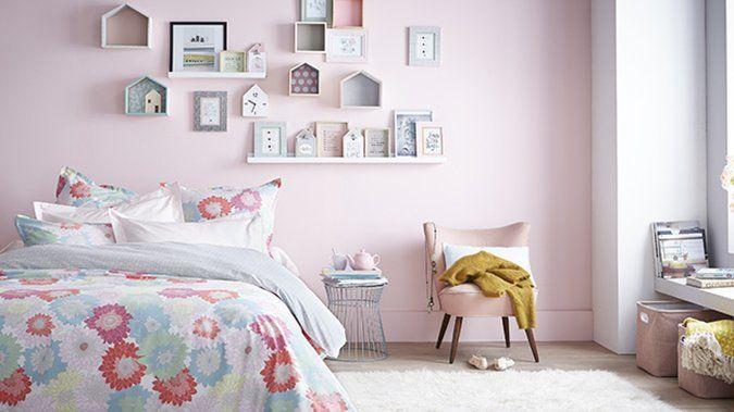 5 idées pour décorer les murs de la chambre | Deco mur chambre ...