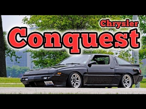 Regular Car Reviews 1988 Chrysler Conquest Tsi Chrysler Conquest