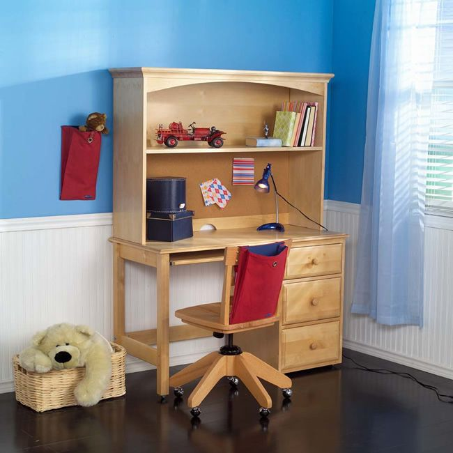Childrens Desk With Hutch Children Desk Pinterest Desk