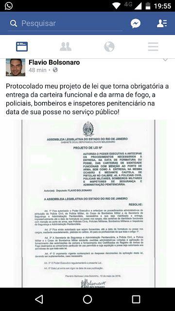 ALEXANDRE GUERREIRO: Projeto de Lei cobra do ESTADO RJ a entrega da ide...