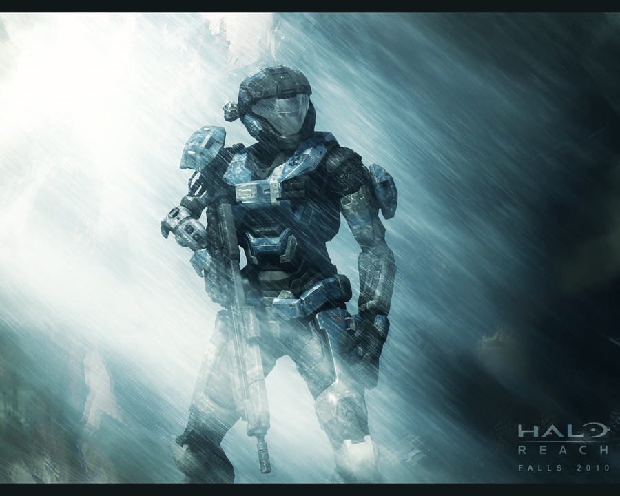 Halo Reach Wallpaper Kat Halo Reach Halo Fan Art